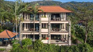 Luxury resort - views of the sea and the mountains อพาร์ตเมนต์ 2 ห้องนอน 2 ห้องน้ำส่วนตัว ขนาด 130 ตร.ม. – กมลา