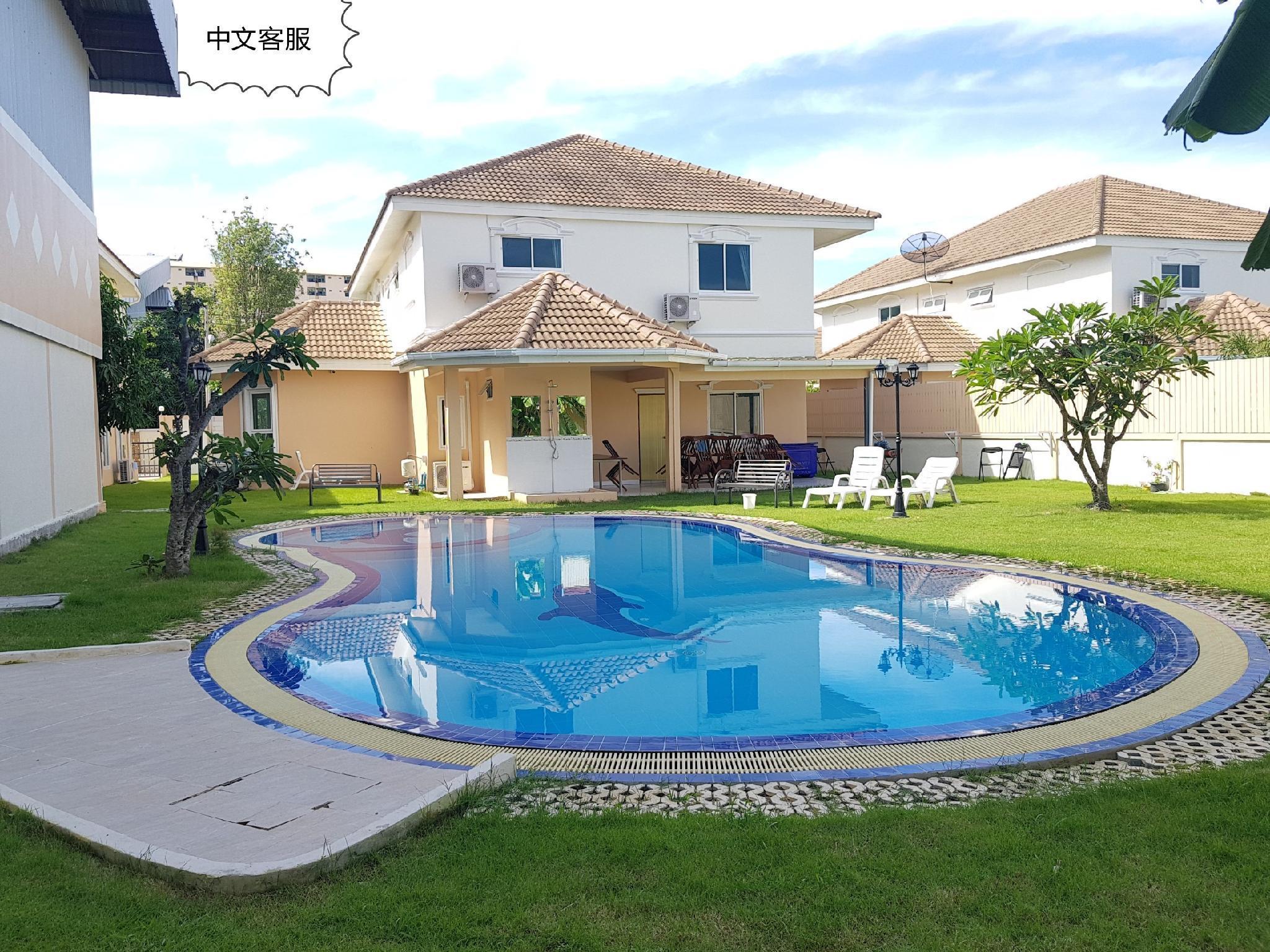 14 Bedroom Pool Villa  229 230