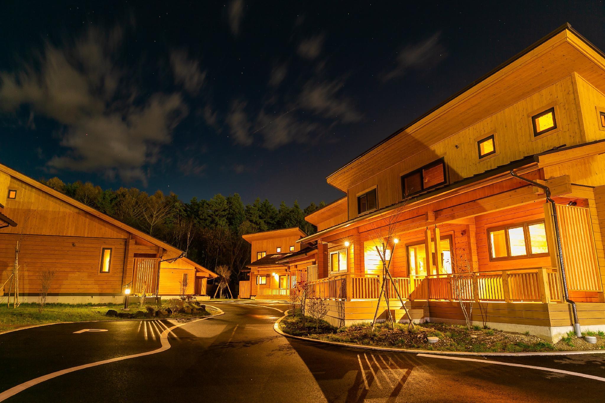 Fujisan Resort Loghouse Fuyo no yado