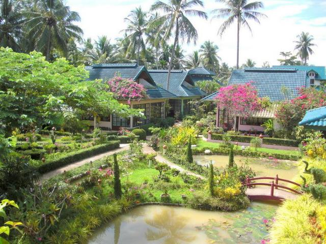 เอ็กแมน การ์เดน รีสอร์ท – Ekman Garden Resort