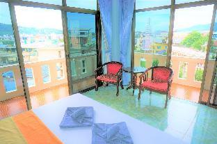 Villa Good view double room+pool+forest+2 terraces อพาร์ตเมนต์ 1 ห้องนอน 1 ห้องน้ำส่วนตัว ขนาด 36 ตร.ม. – ป่าตอง