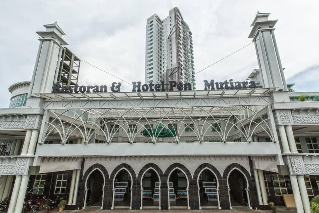 Hotel Pen Mutiara