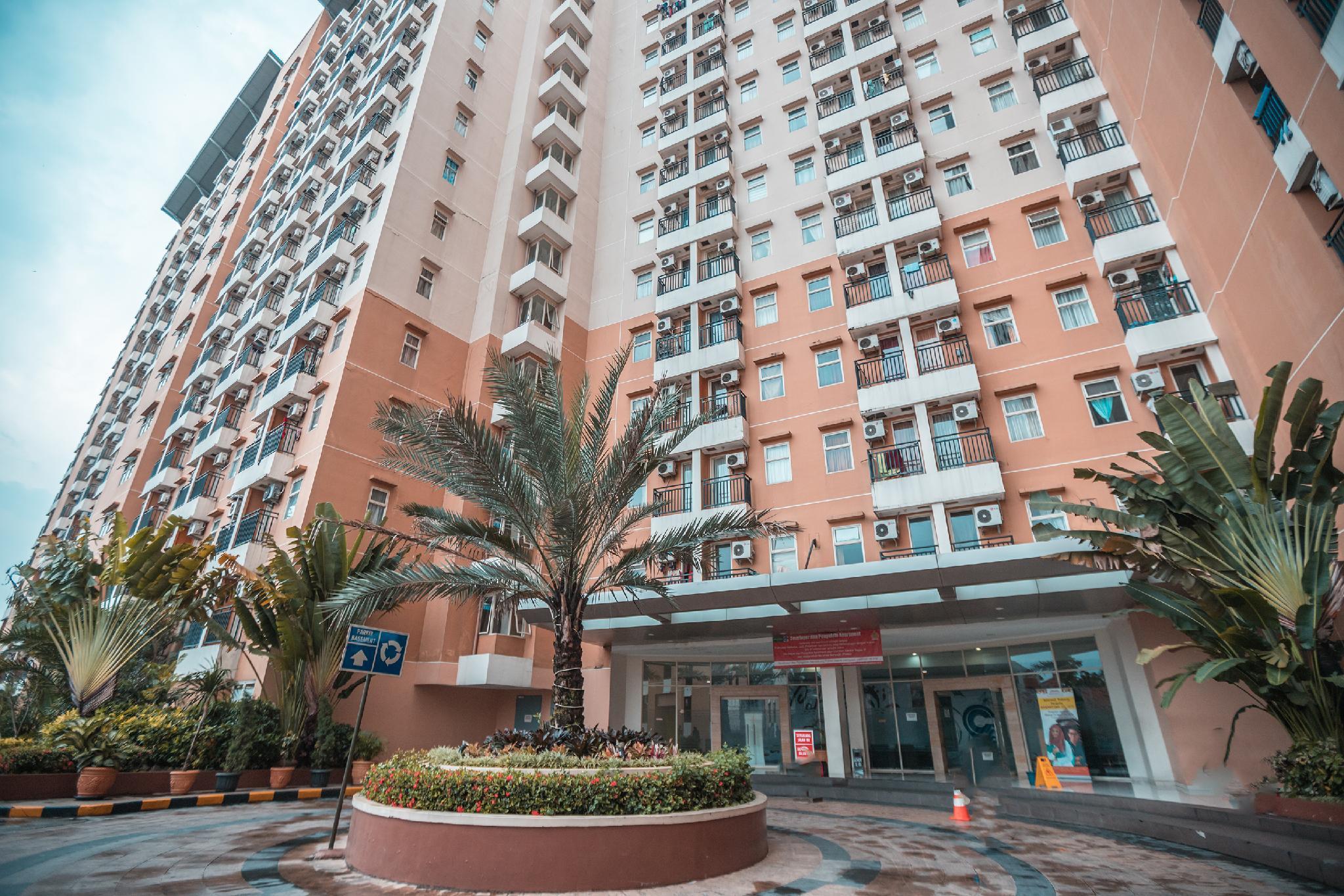 OYO 670 Margonda Residence 1 Dan 2