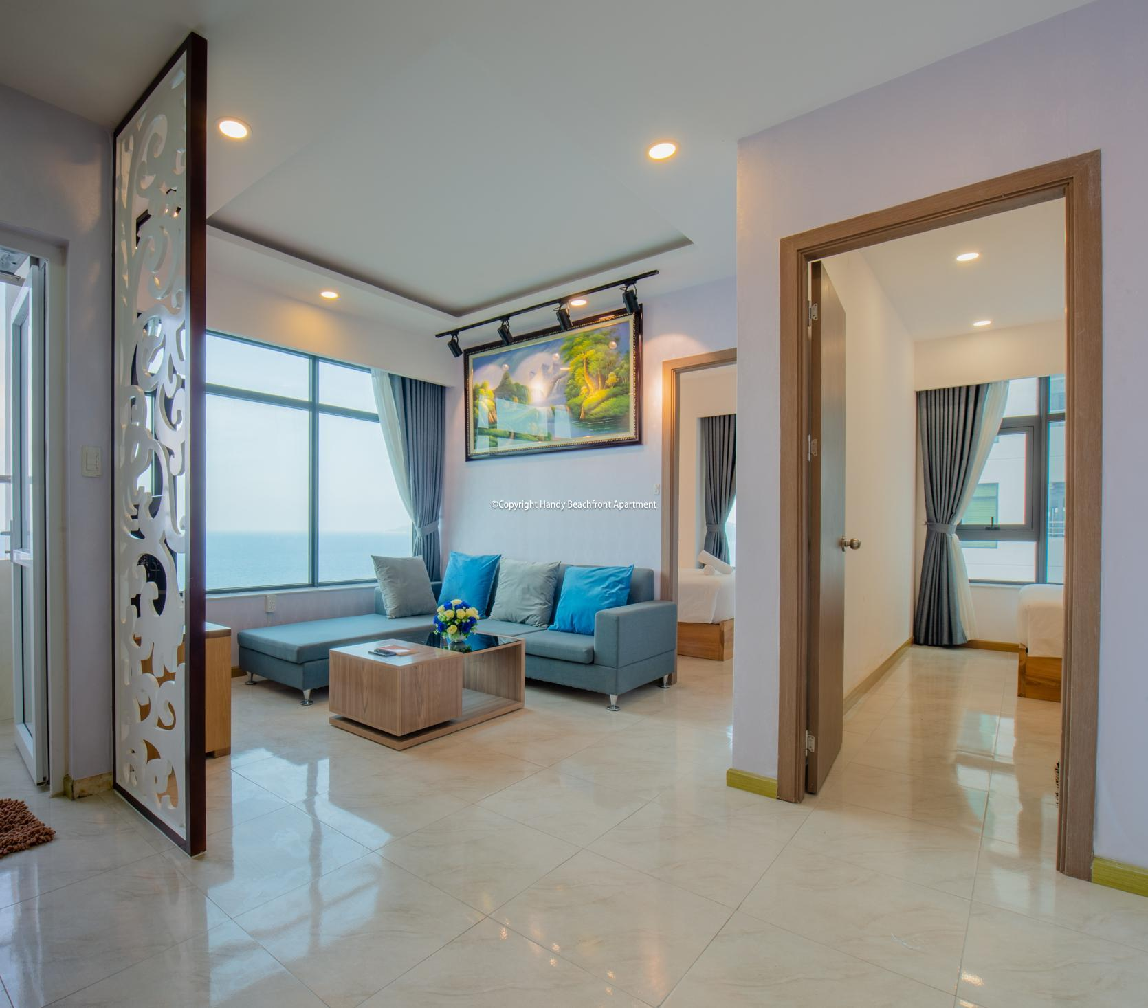 2. Panorama Ocean View+2bed Room With 2 Big Window