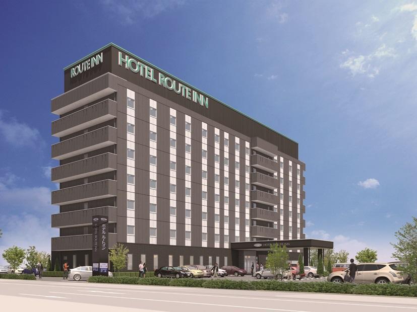 Hotel Route Inn Takefu Inter