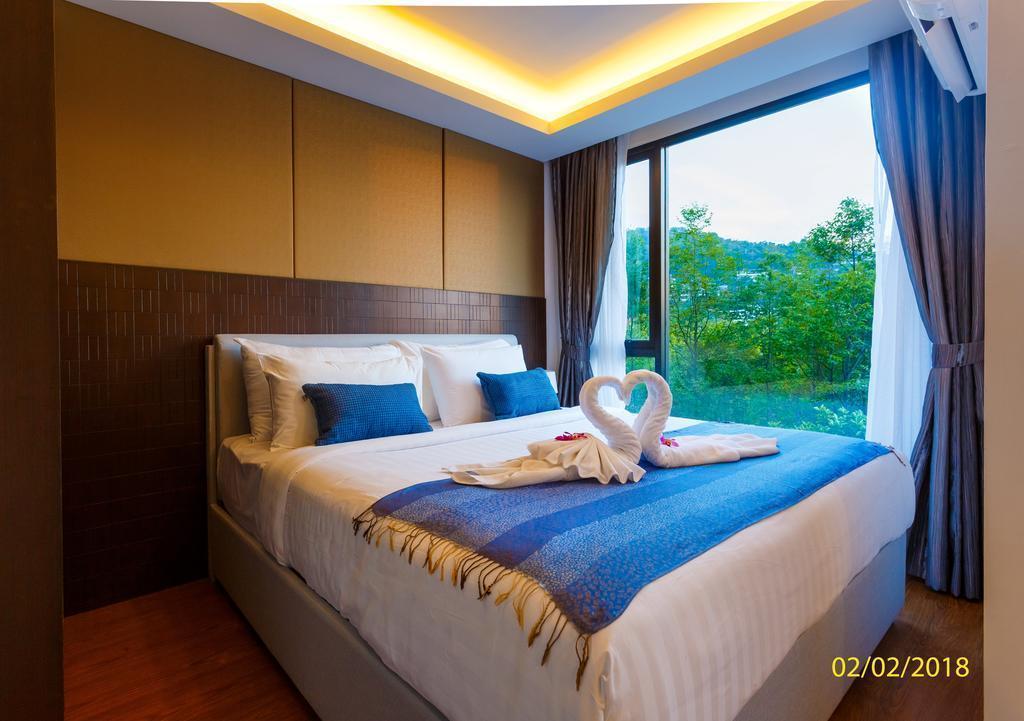 The Aristo Resort Phuket by Holy Cow อพาร์ตเมนต์ 1 ห้องนอน 1 ห้องน้ำส่วนตัว ขนาด 30 ตร.ม. – สุรินทร์