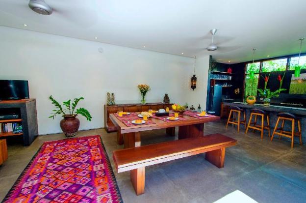 Tropical Villa (private alley) in Umalas