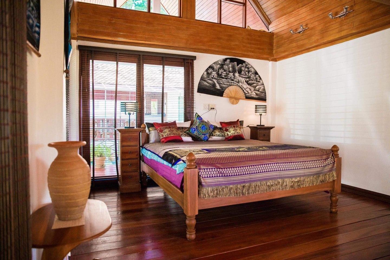 Klong Muang Villa (4pax+ABF) วิลลา 2 ห้องนอน 2 ห้องน้ำส่วนตัว ขนาด 100 ตร.ม. – หาดคลองม่วง