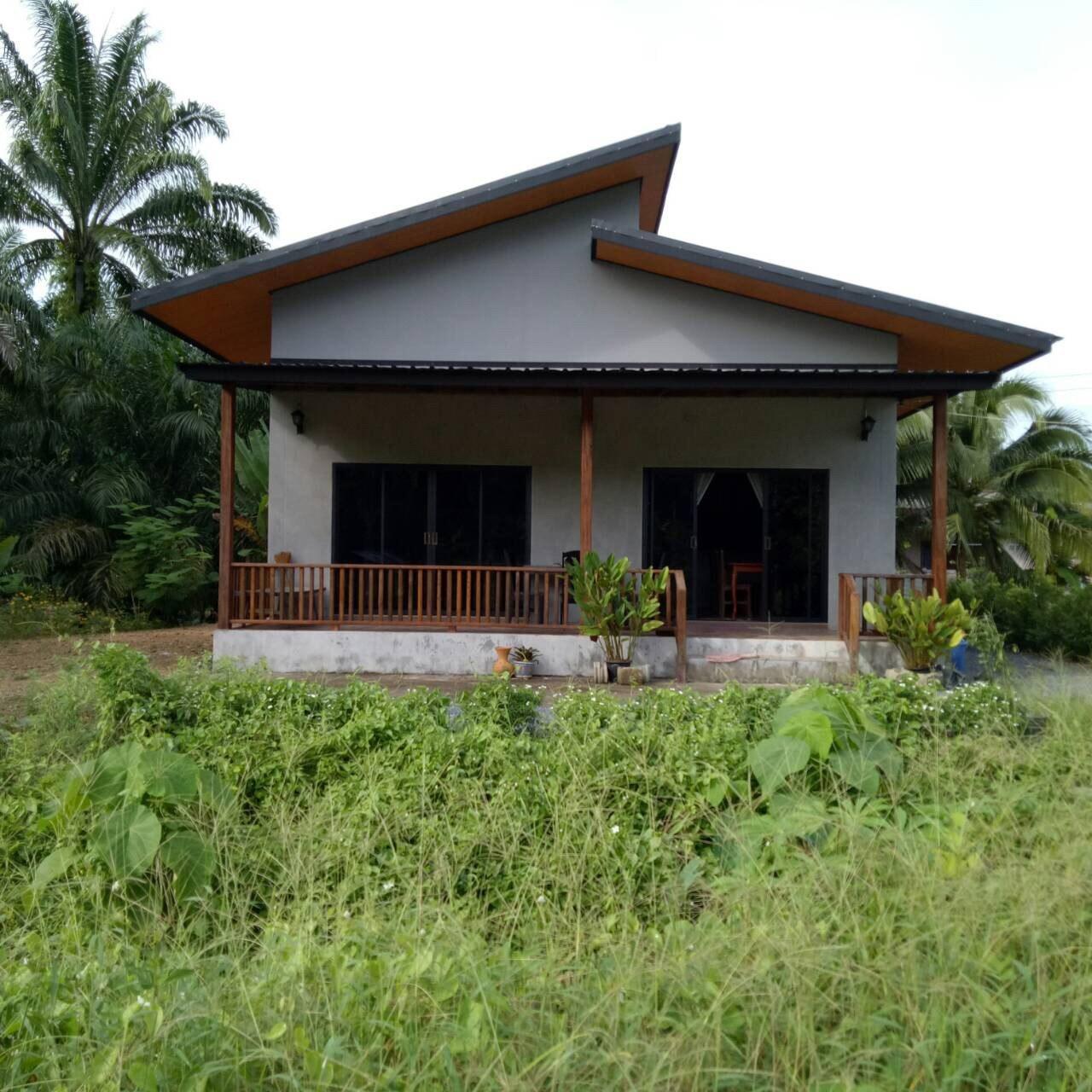 Klong Muang Village บ้านเดี่ยว 1 ห้องนอน 1 ห้องน้ำส่วนตัว ขนาด 75 ตร.ม. – หาดคลองม่วง