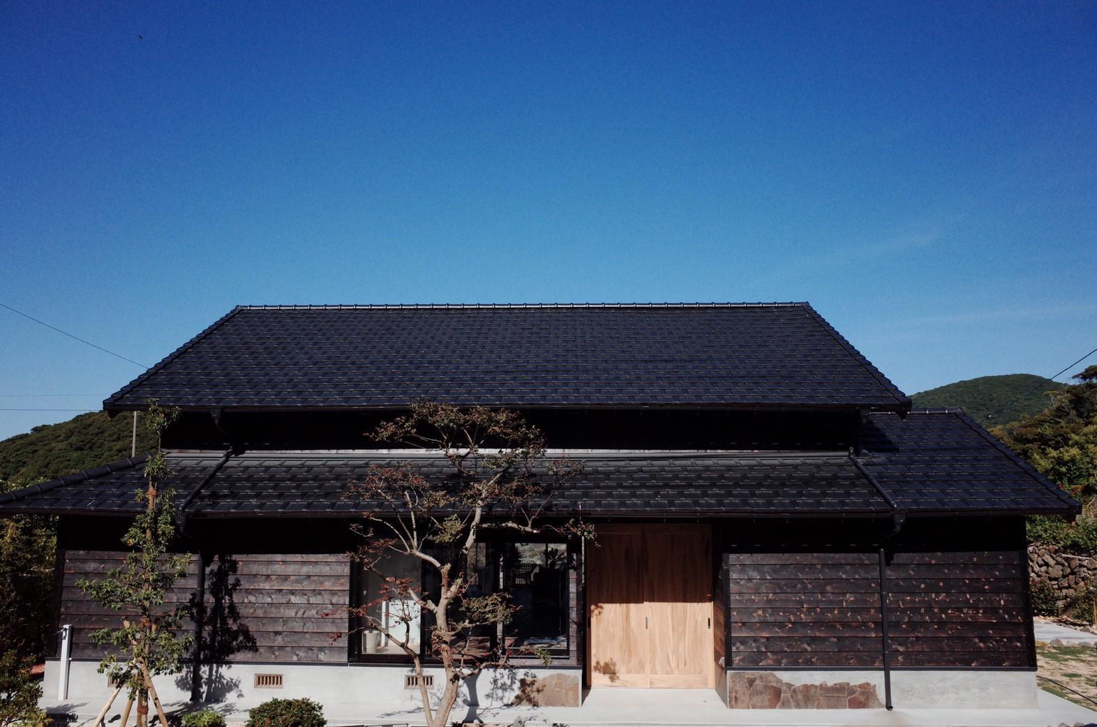 GOTO Island Traditional House     Okune