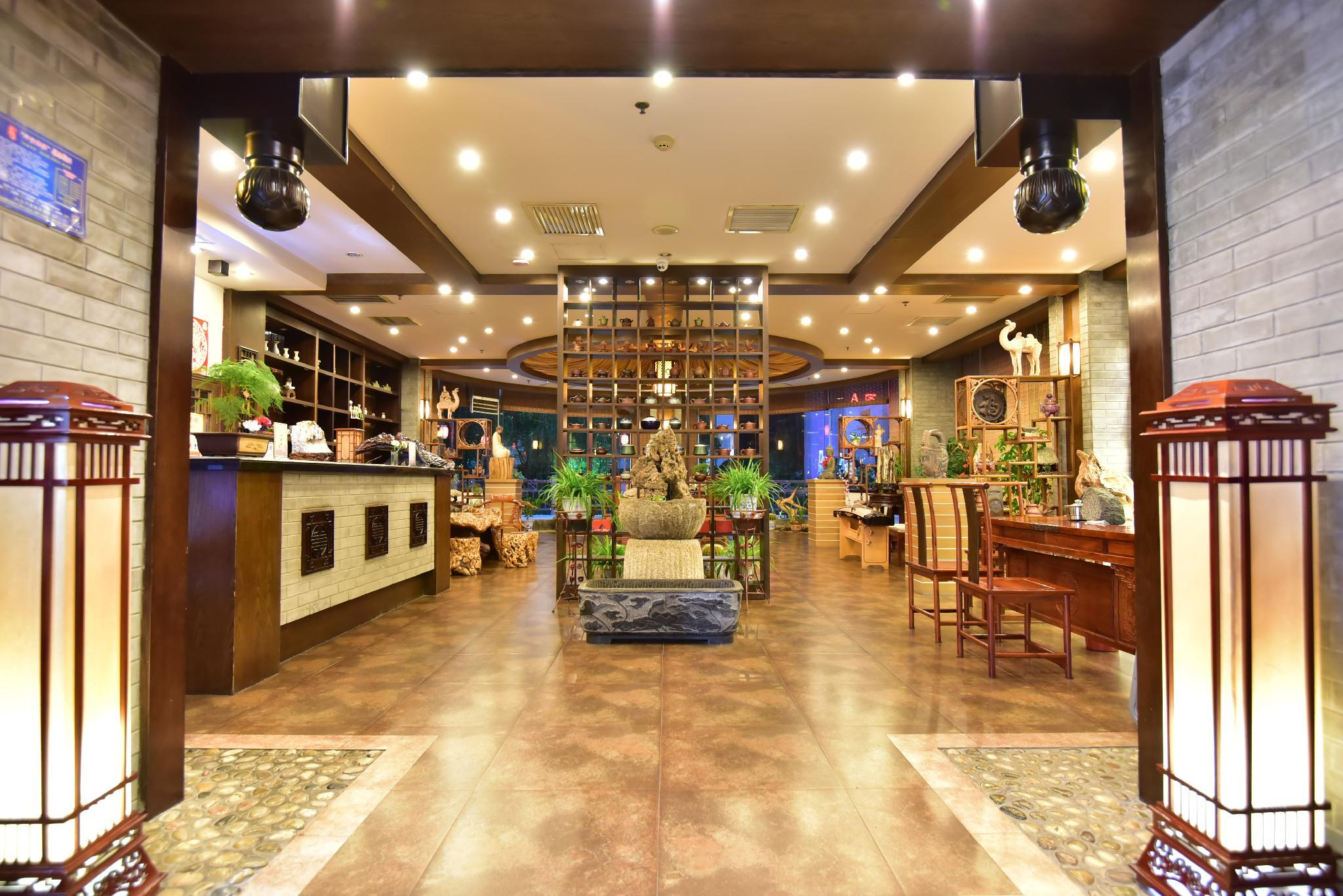 Huashan Hotel Hotel Theme Of Chivalrous Culture