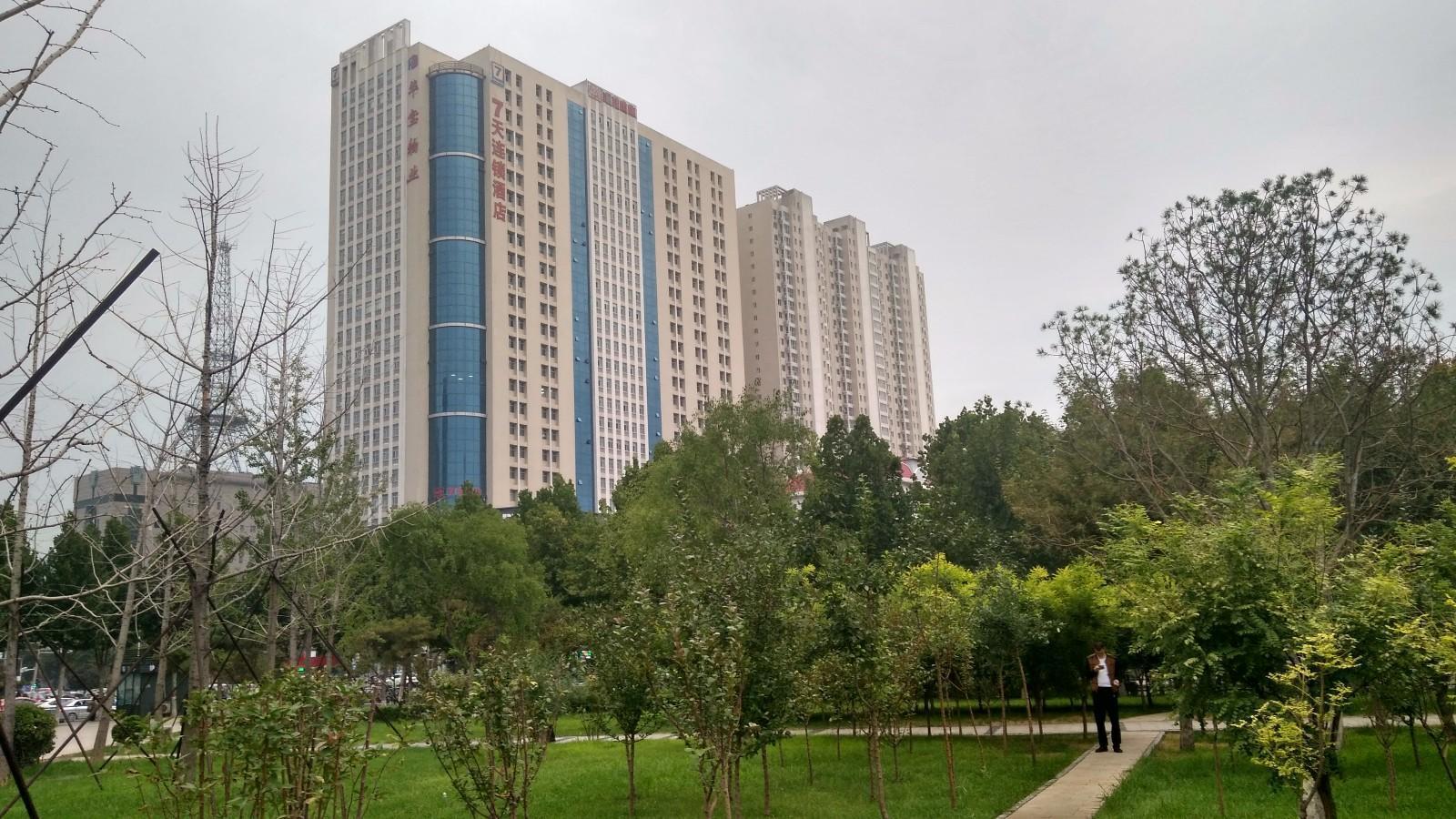7 Days Inn�Shijiazhuang New Railway Station