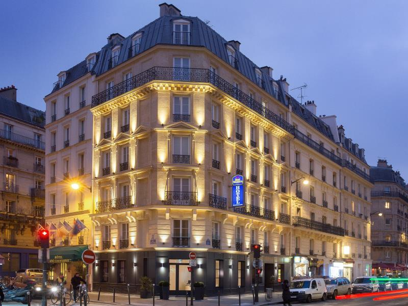 Paris Best Western Quartier Latin Pantheon Hotel In France