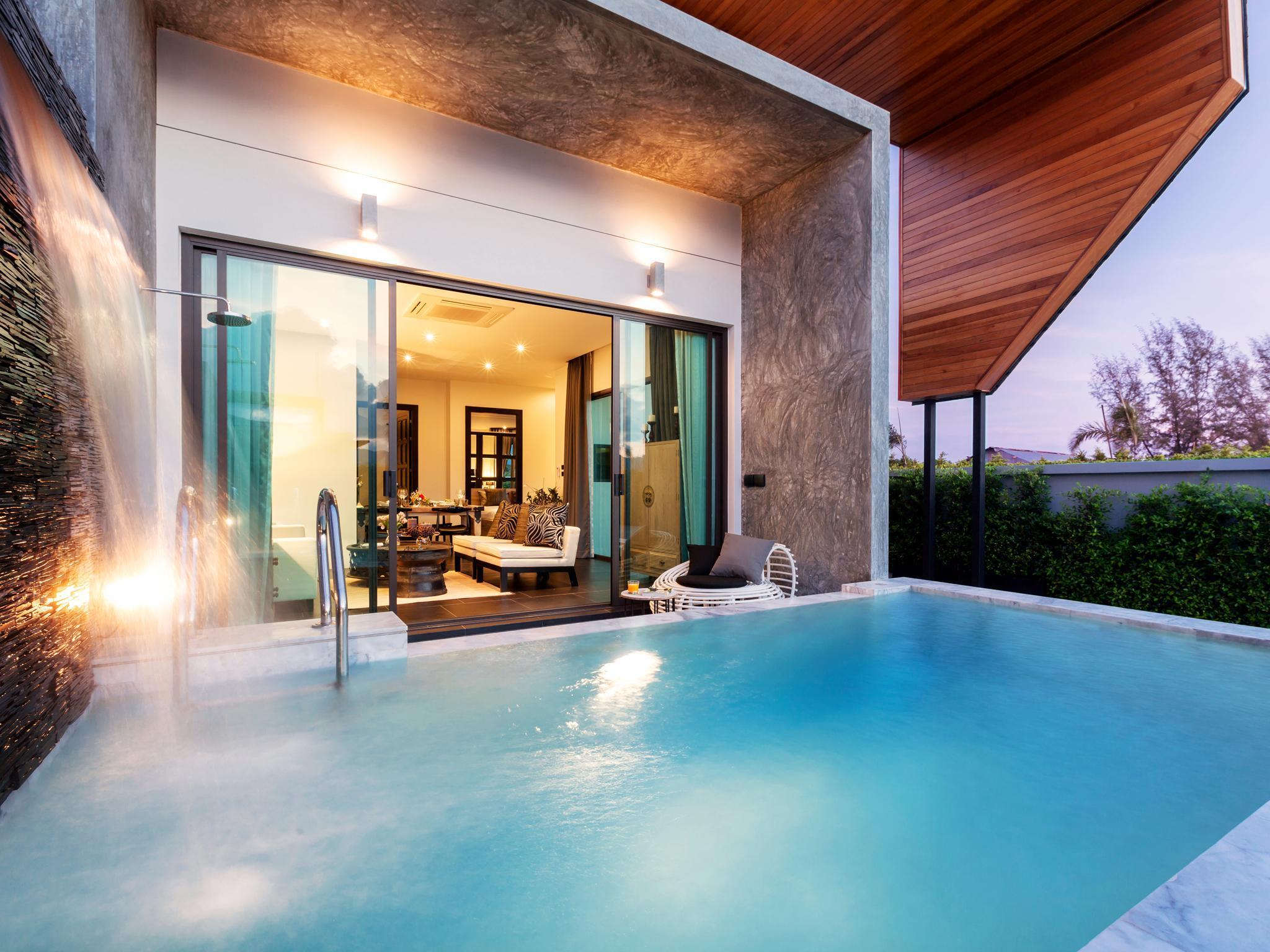 The 8 Pool Villa ดิ เอท พูล วิลลา