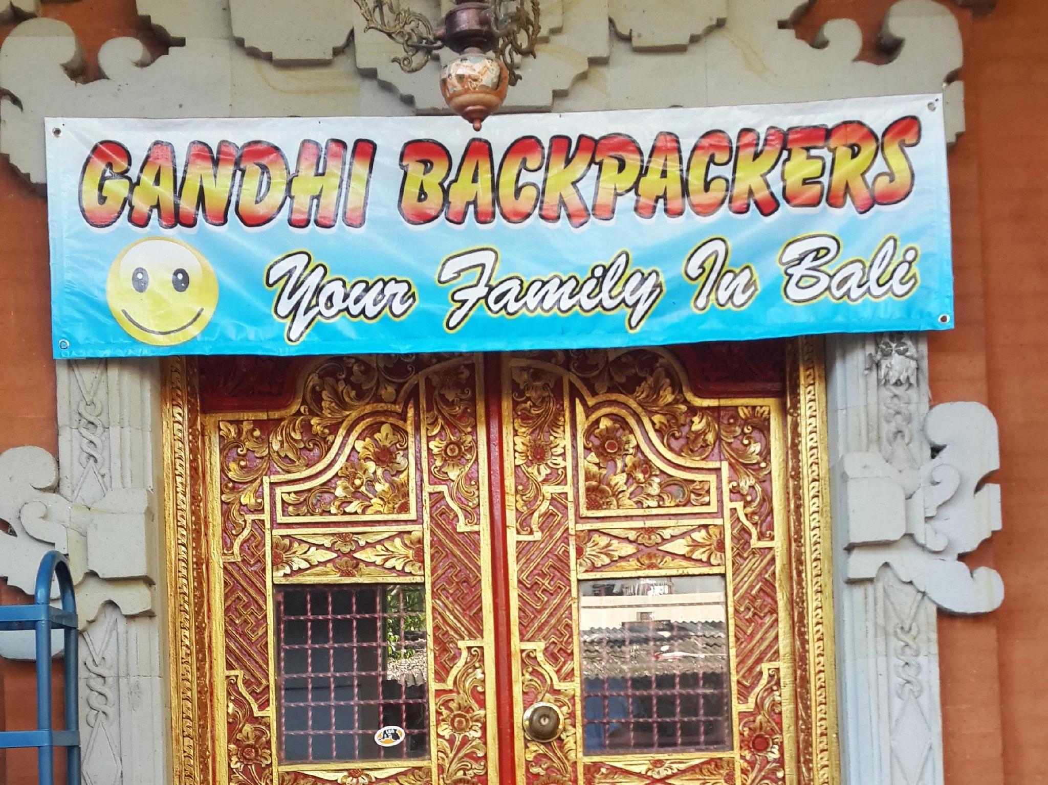 Gandhi Hostel Bali
