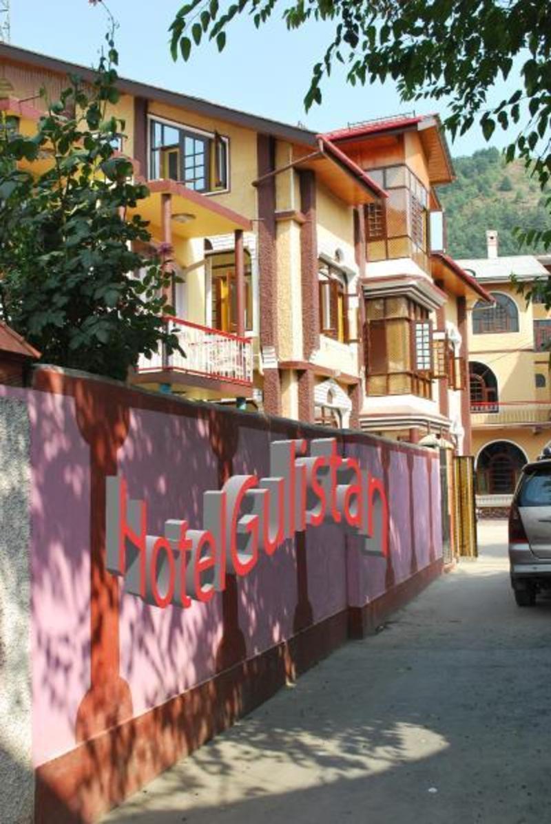 Hotel Gulistan Srinagar