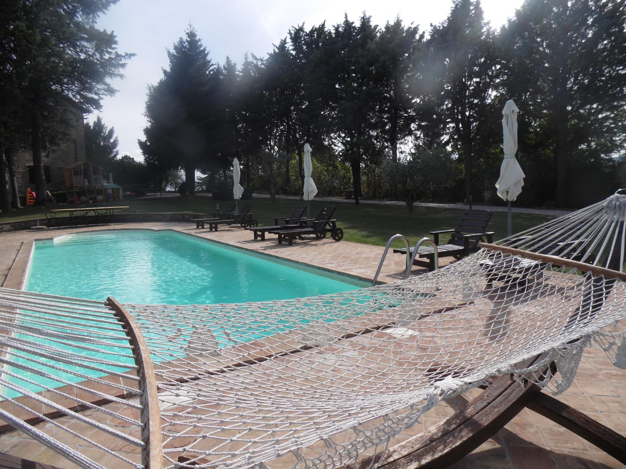 Villa Casolare Perugia, close to Gubbio and Assisi, with panoramic pool !!!