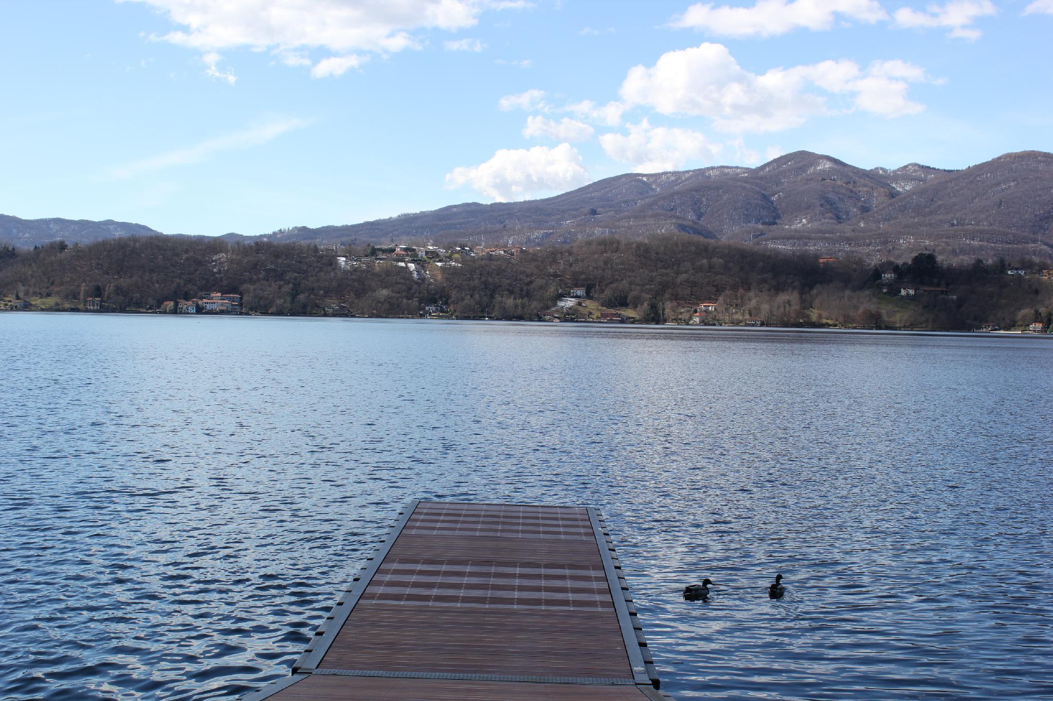 Casa Sul Lago Con Vista Spettacolare