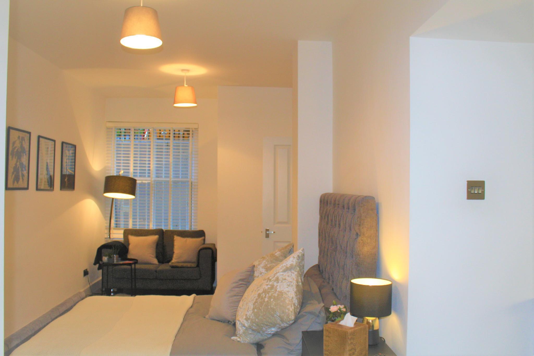 The South Kensington Brand New Apartment.