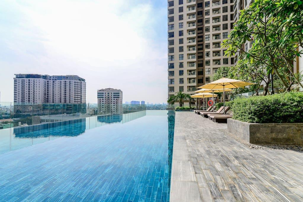 Apartment In Central Of Ho Chi Minh