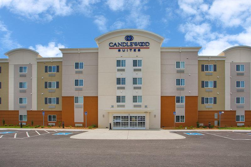 Candlewood Suites Oak Grove Fort Campbell