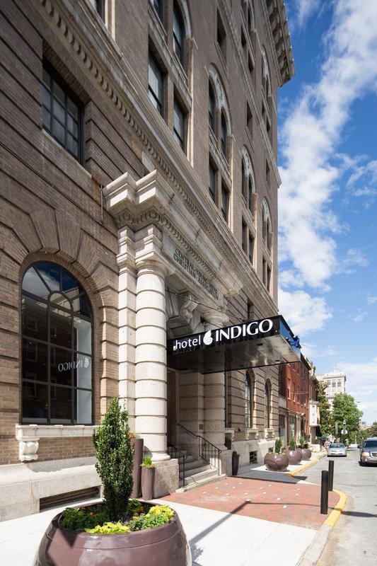 Hotel Indigo Baltimore   Mt Vernon