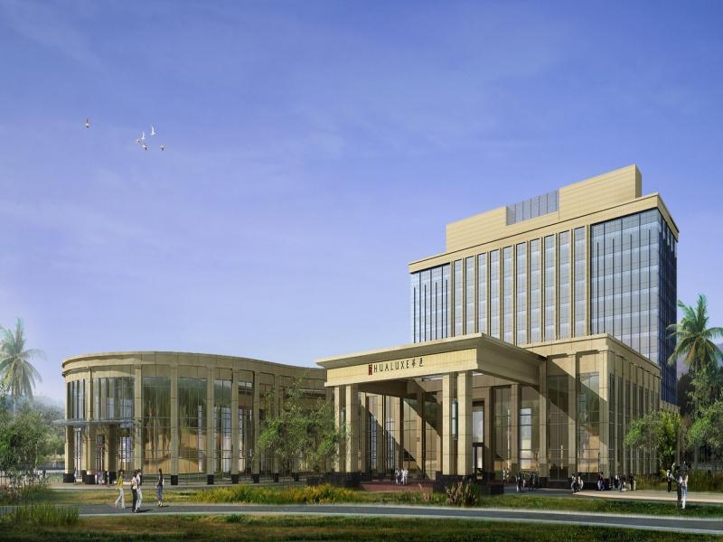 HUALUXE Yangjiang City Center