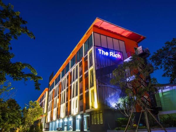 The Rich Hotel Ubonratchathanee Ubon Ratchathani