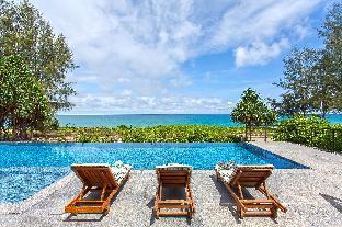 ⭐The White Pearl 6BR Modern Beachfront Pool Villa วิลลา 6 ห้องนอน 8 ห้องน้ำส่วนตัว ขนาด 1600 ตร.ม. – ไม้ขาว