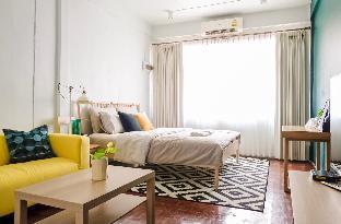 Artwork house อพาร์ตเมนต์ 1 ห้องนอน 1 ห้องน้ำส่วนตัว ขนาด 40 ตร.ม. – จตุจักร