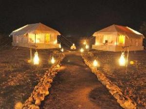 Varawal Leopard Camp Tent