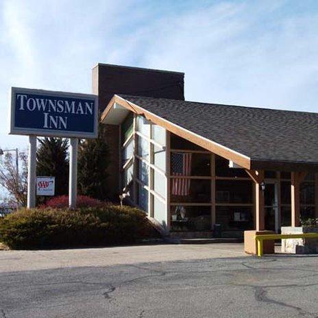 Townsman Inn Larned