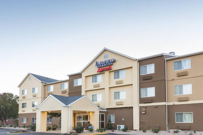 Fairfield Inn And Suites Lubbock
