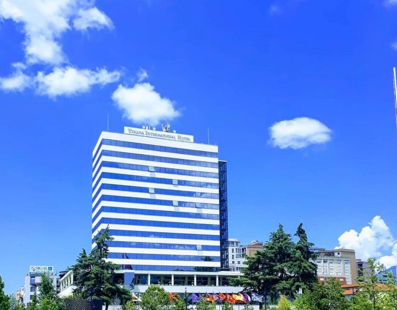 Tirana International Hotel And Conference Center