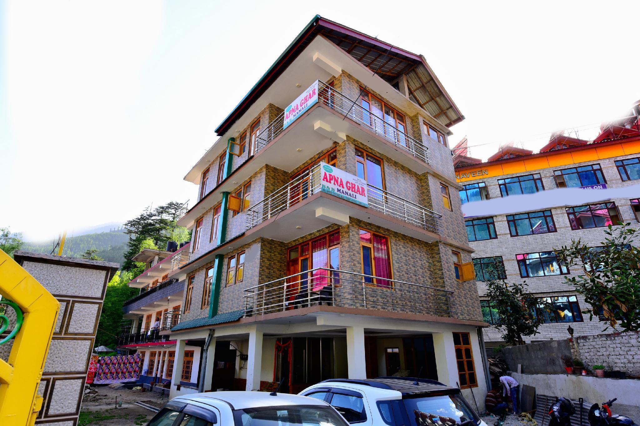 OYO 38661 Hotel Apna Ghar