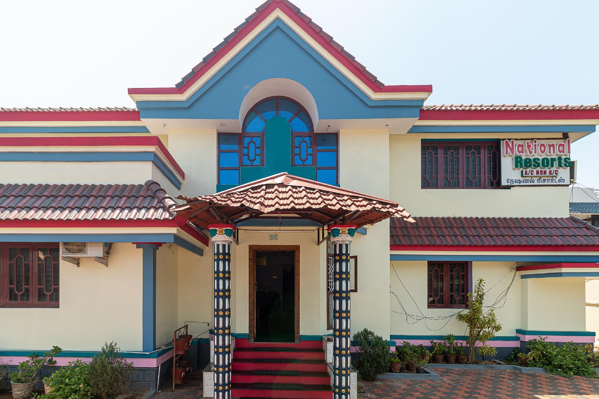 OYO 37410 National Resorts