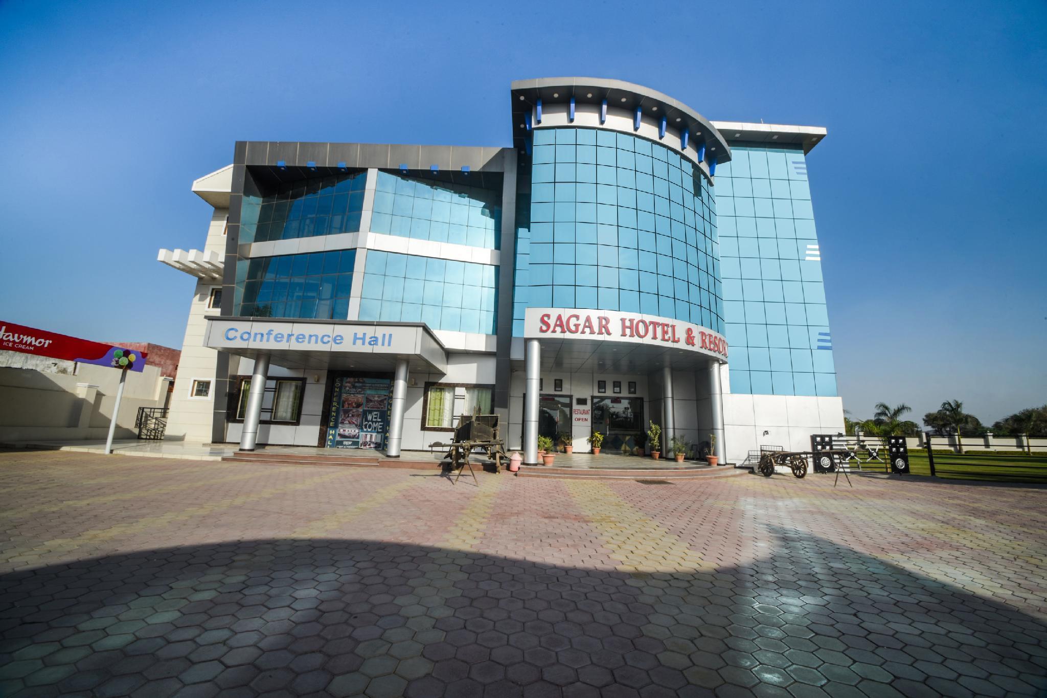 OYO 37165 Hotel Sagar And Resort