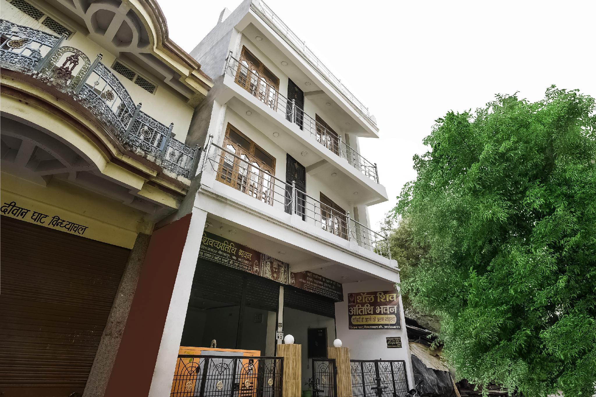 SPOT ON 38636 Shailshiv Atithi Bhavan
