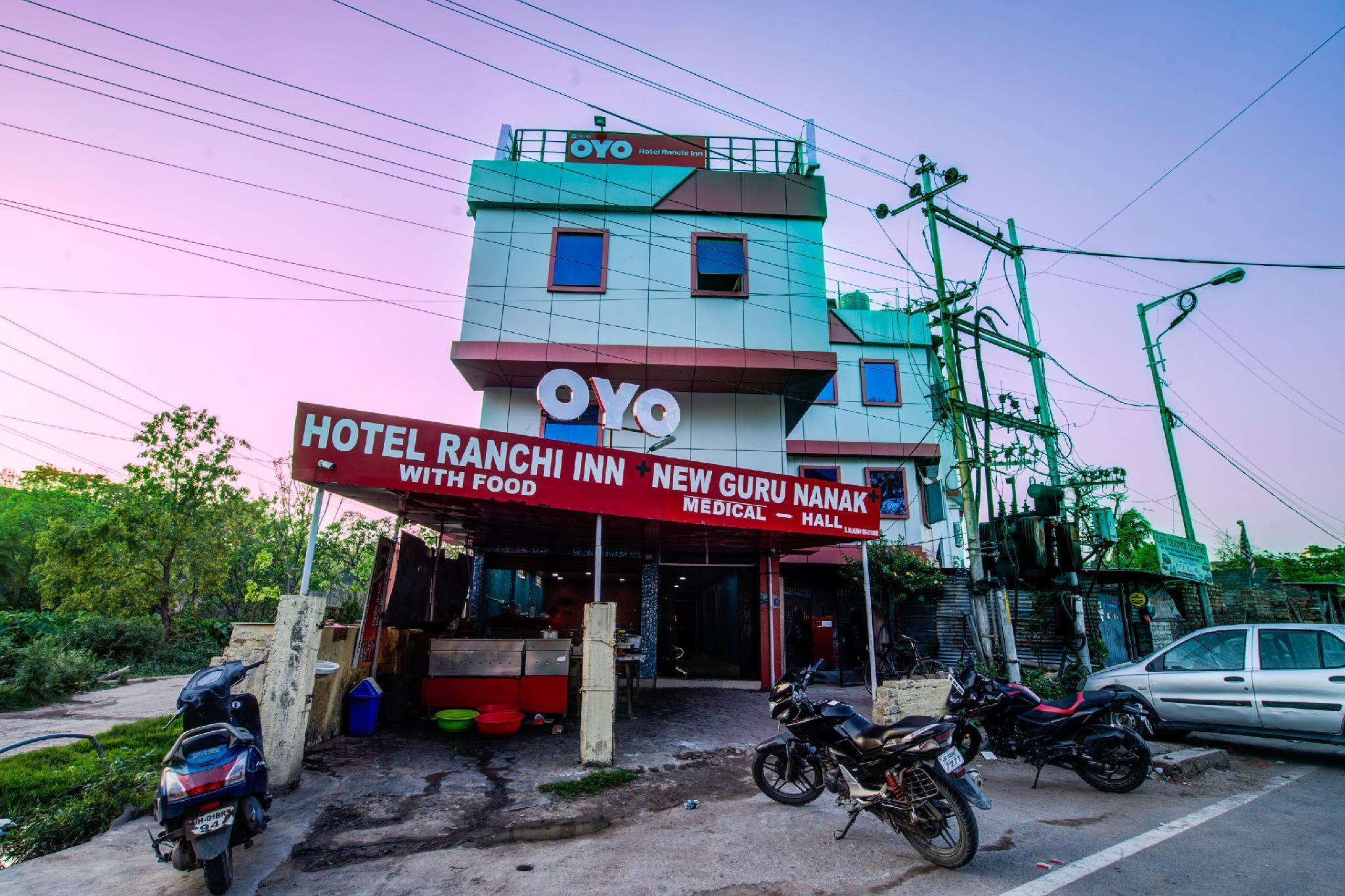 OYO 36143 Hotel Ranchi Inn
