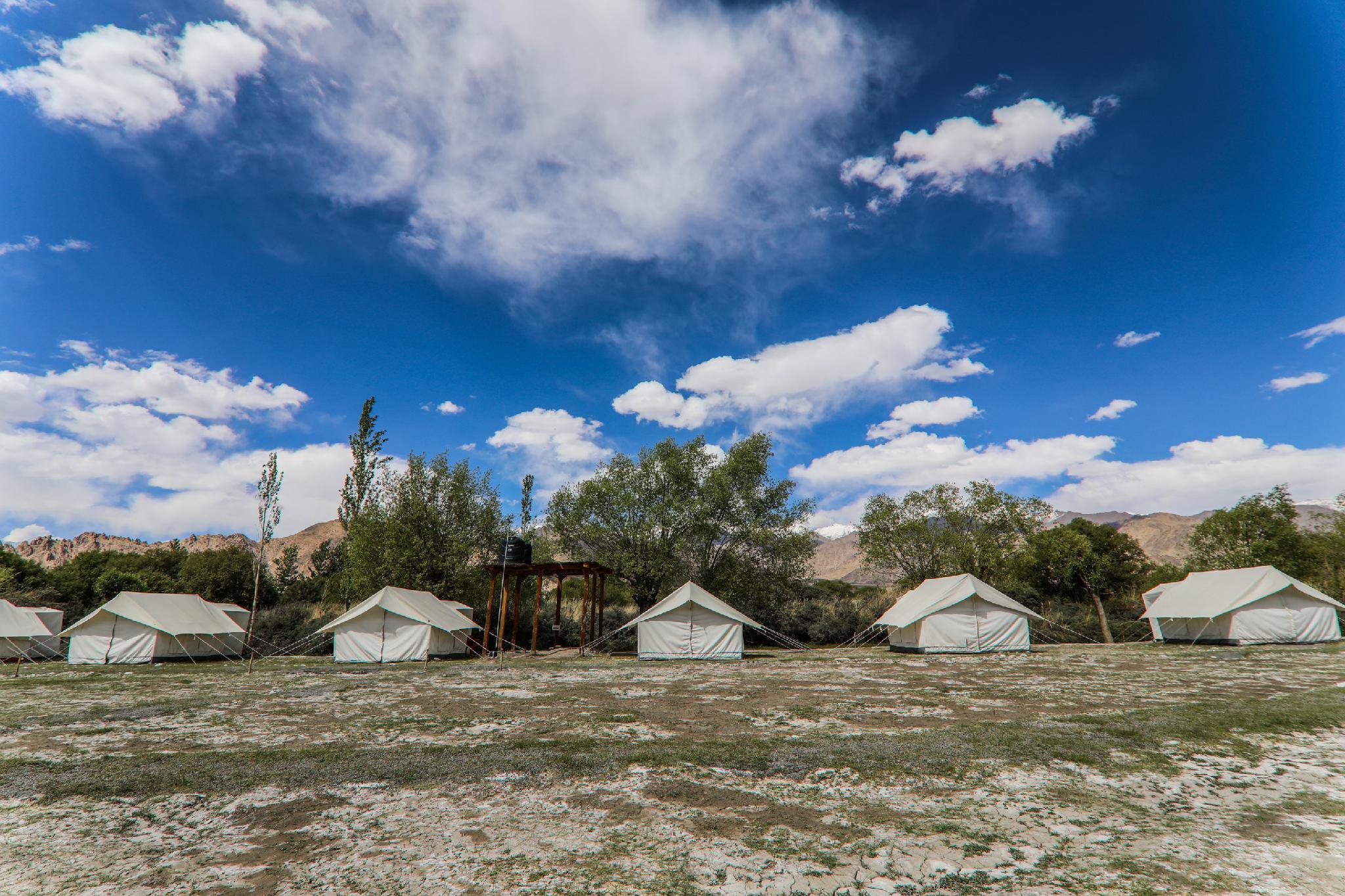 OYO 36662 Bikamp At Leh