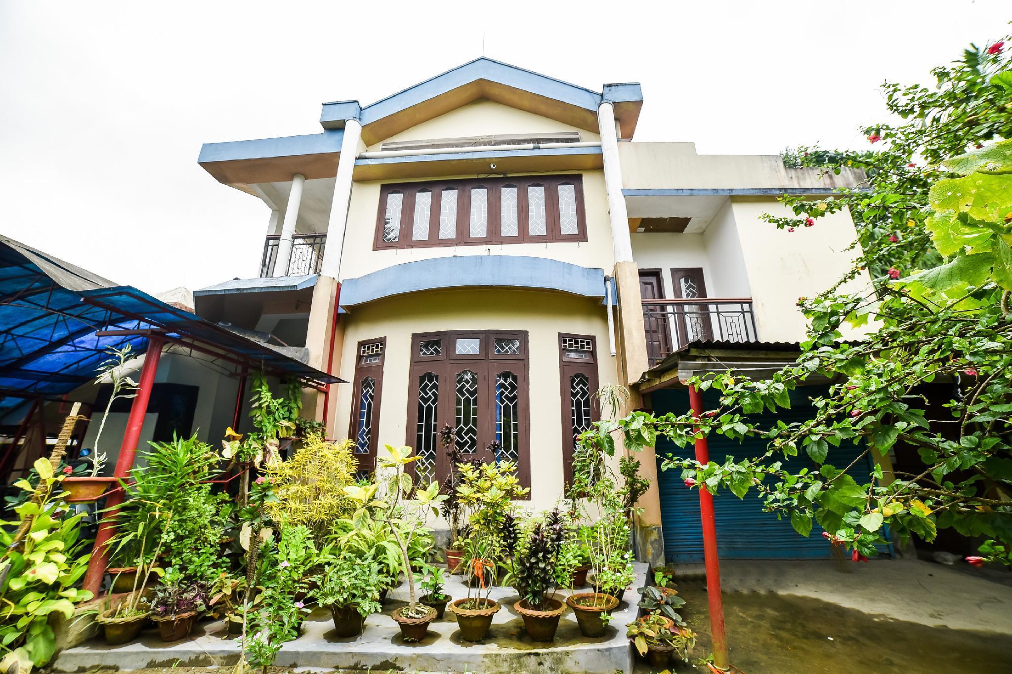 OYO 35530 JRB Residency