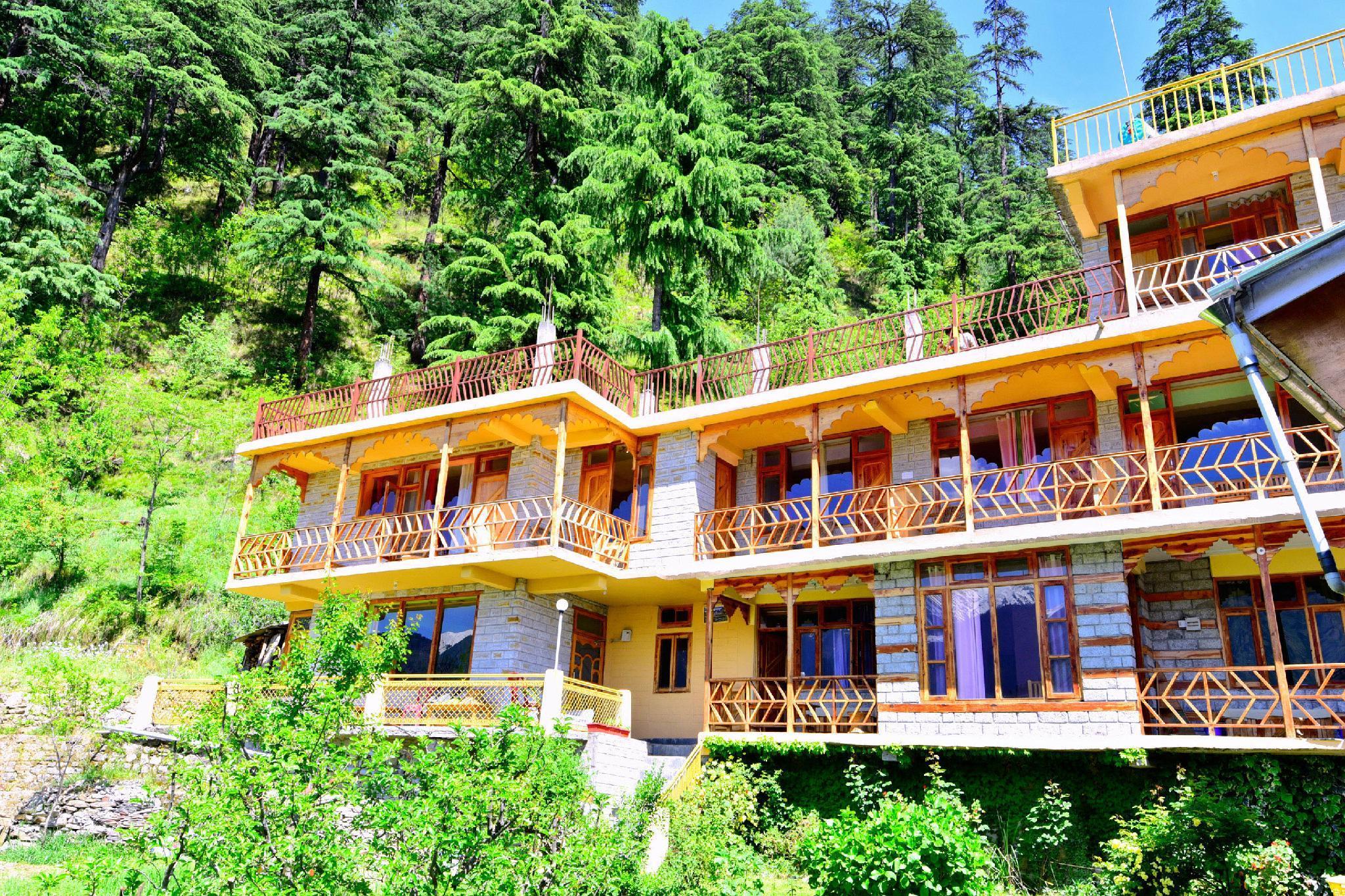 OYO 36651 Chander Lata Cottage