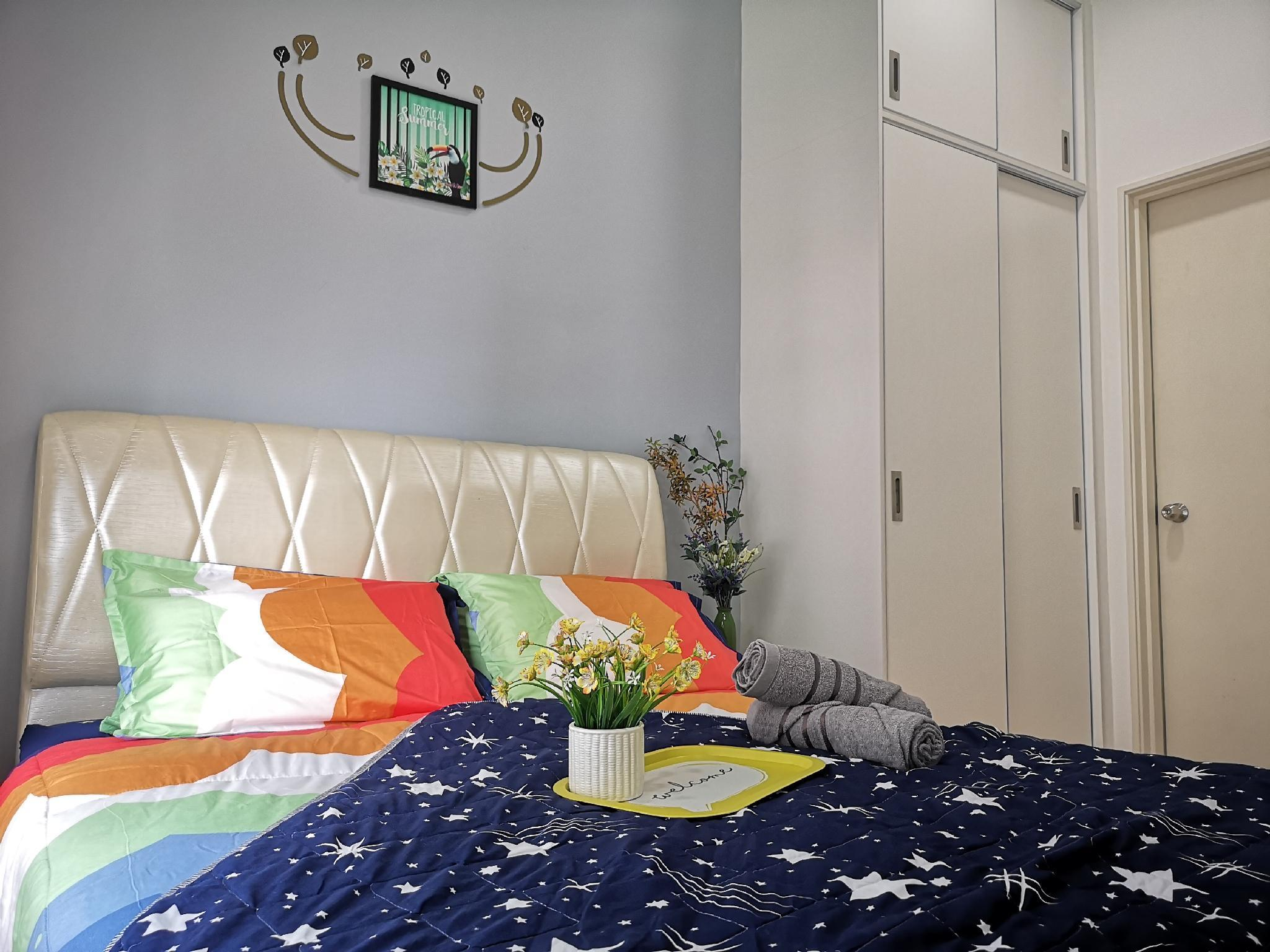 LOVELY HOME 2R2B Paradigm Sutera Utm Free Wifi