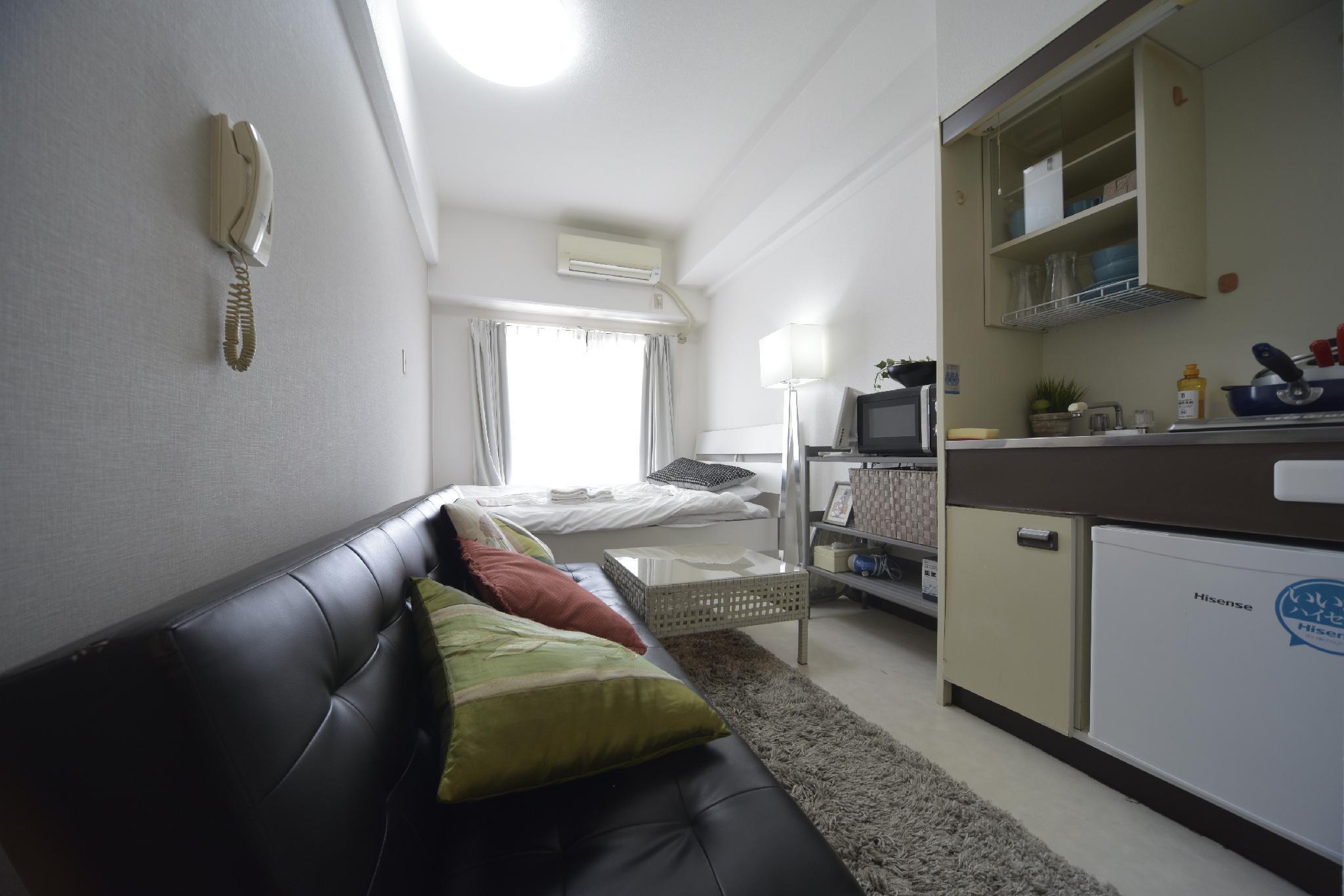 EX Shirokitakoen Apartment 506