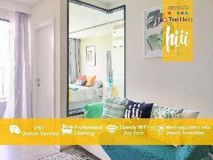 [スクンビット]アパートメント(29m2)| 1ベッドルーム/1バスルーム 【hiii】Greenery★10min→BTSThongLo/CentralPool-BKK150