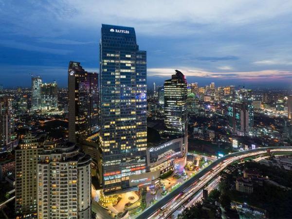 Raffles Jakarta Jakarta