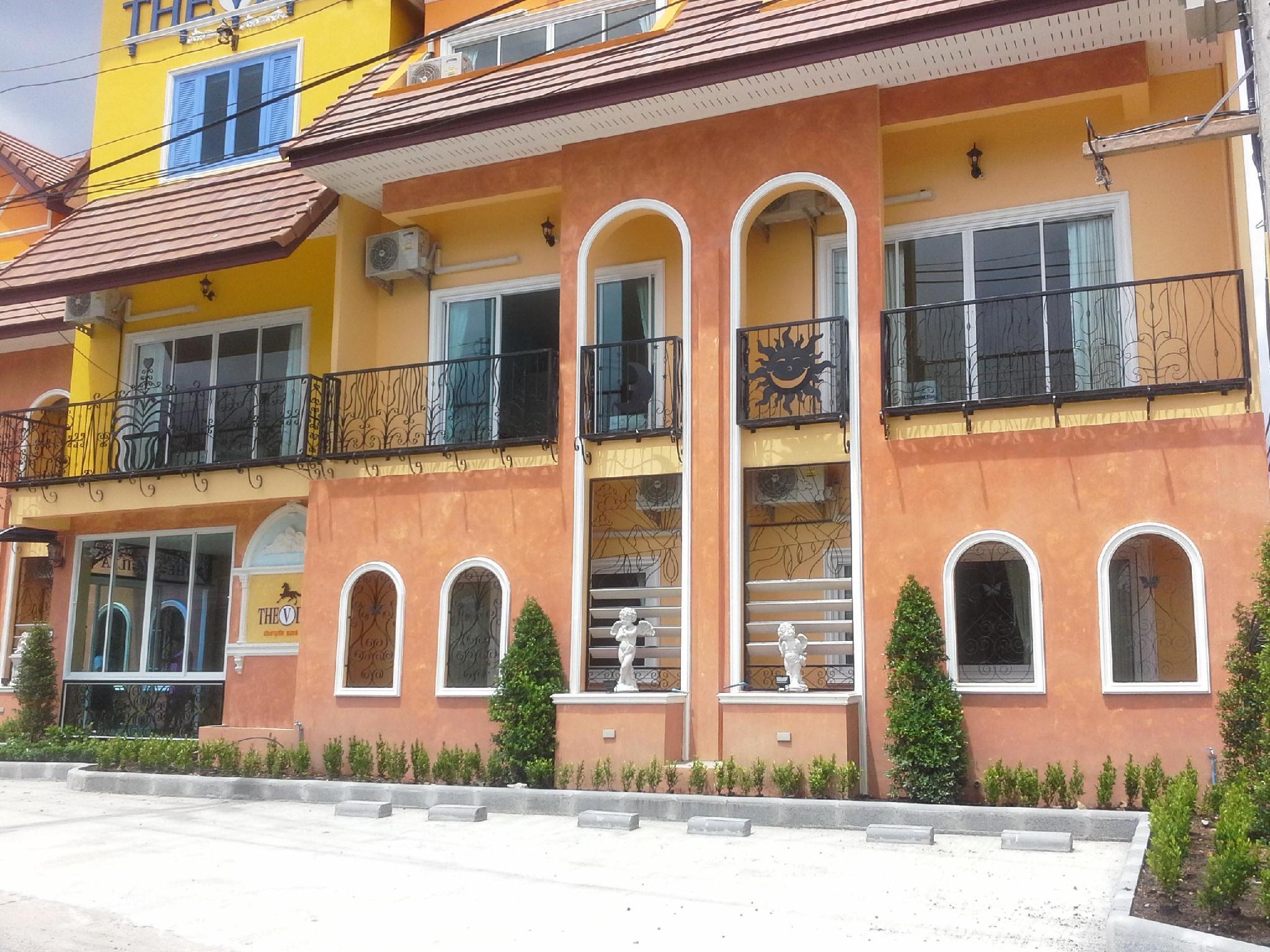The Villa Khaopreedee Thungsong