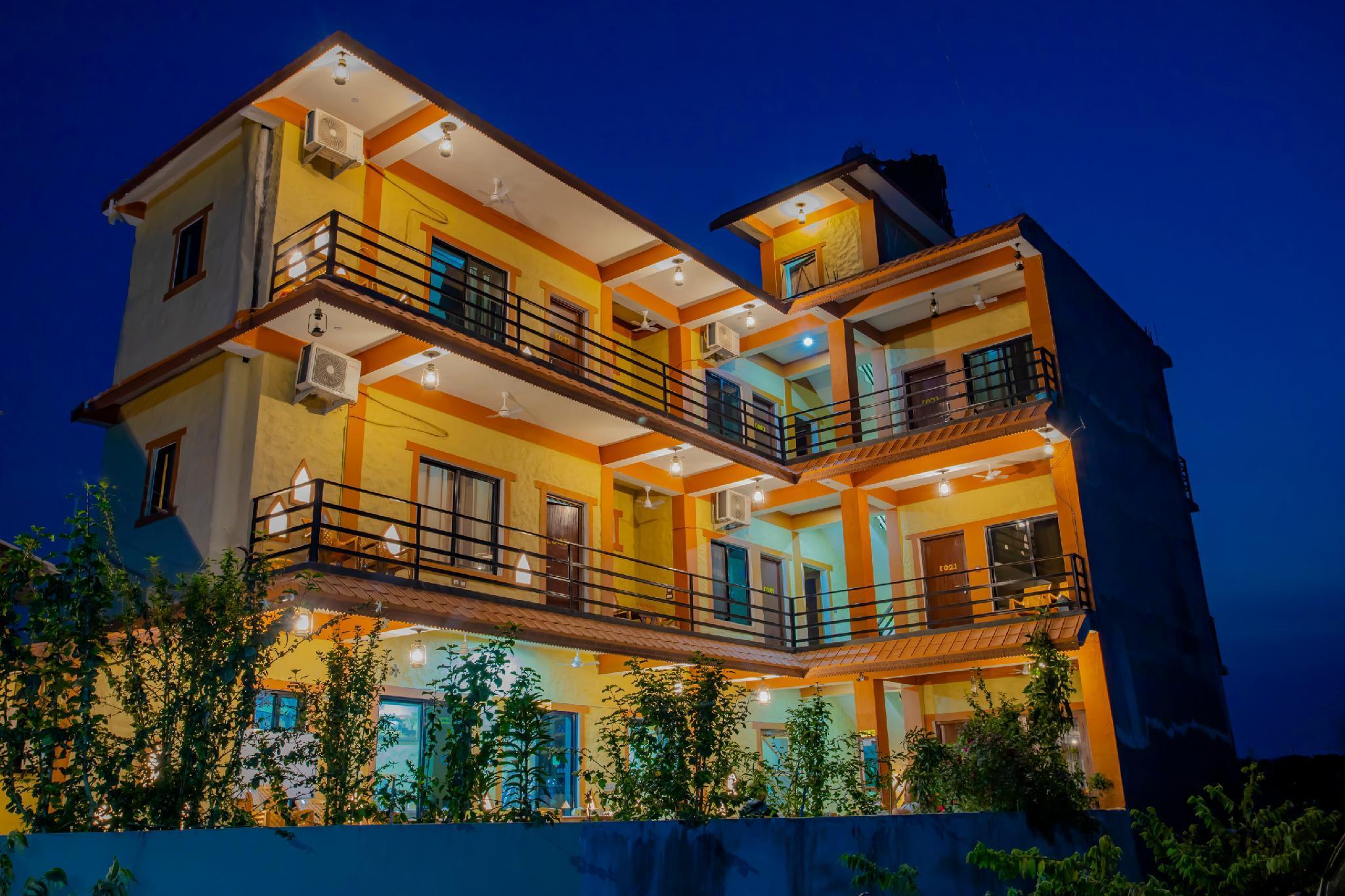 OYO 325 Chitwan Botique Hotel