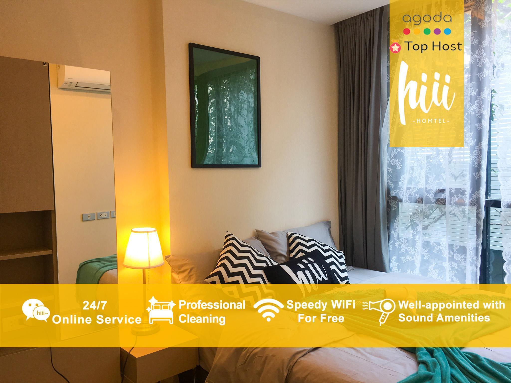 【hiii】Hiver★BTS ThongLo/Free Oasis Pool&Gym-BKK148 อพาร์ตเมนต์ 1 ห้องนอน 1 ห้องน้ำส่วนตัว ขนาด 29 ตร.ม. – สุขุมวิท