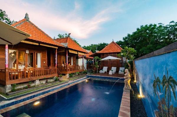 Radiance Sunset Villas Lembongan Bali